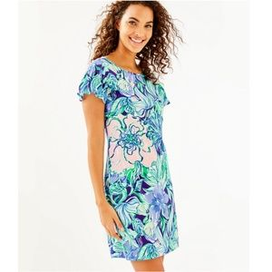 NWOT Lilly Pulitzer Marah Dress Multi Party Thyme